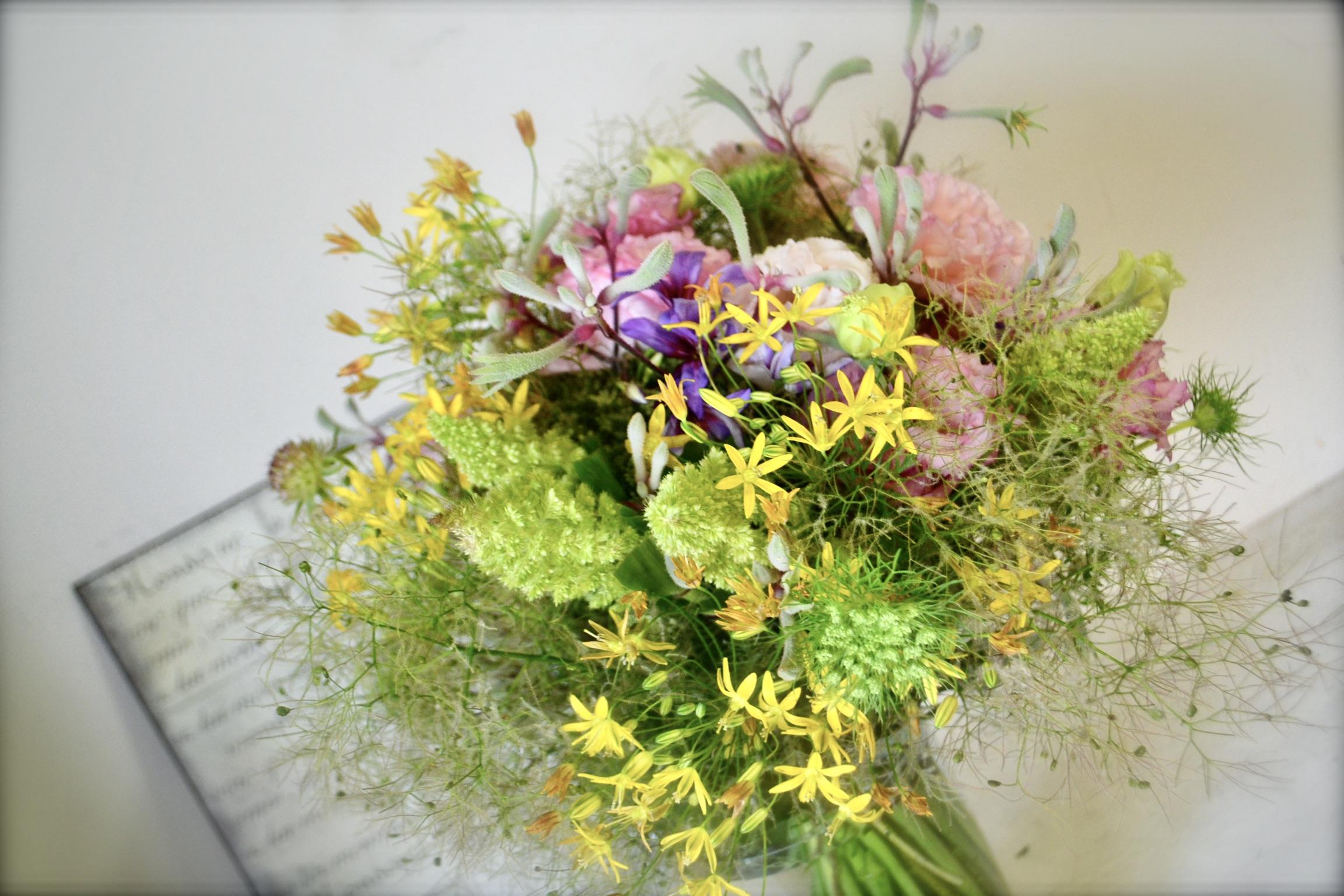 花束・ブーケ¥5,500